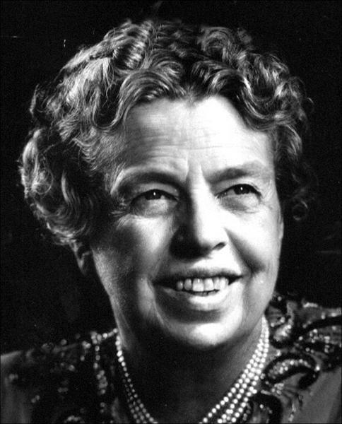 2 Eleanor ROOSEVELT -(1884-1962)