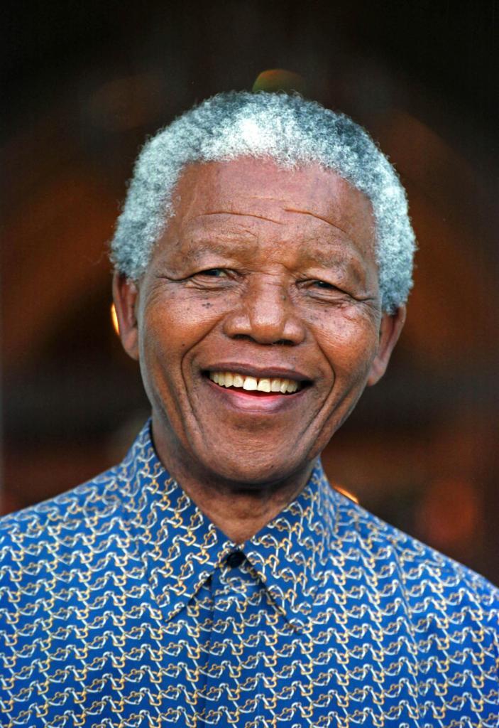 3 Nelson MANDELA - (1918-2013)
