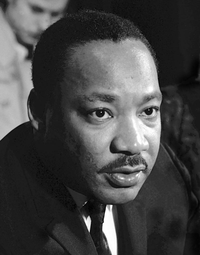 4 Martin LUTHER KING - (1929-1968)