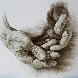 Albrecht Dürer - Hands -