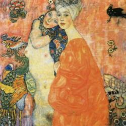 Gustave Klimt  - Les Amies -