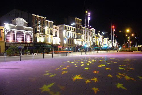Mâcon - Esplanade Lamartine